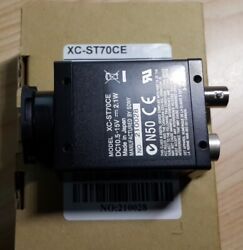 1 Pcs New  Sony Ccd Video Industrial Camera Xc-st70ce New In Box
