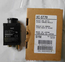 1 Pcs  New Sony Ccd Video Industrial Camera Xc-st70 New In Box