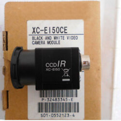 1 Pcs  New  Sony Xc-ei50ce Industrial Camera Visual Inspection New In Box