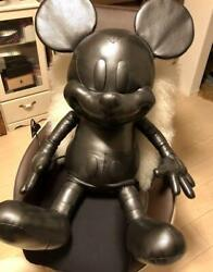 COACH DISNEY MICKEY MOUSE STUFFED ANIMAL PLUSH TOY RARE COLLECTIBLE 75TH FS