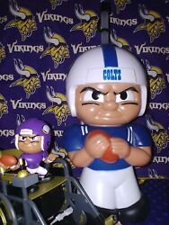 Nfl Teenymates 2015 Indianapolis Colts Big Sips Character/drink Container 10-in
