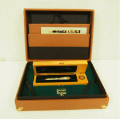 Parker Duofold Norman-rockwell 3500 Limited Model Collectible Pen 1996 Model F/s