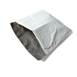 Poly Bubble Mailer Padded Envelopes Shipping Bags 6.5x10 0 Choose Your Pack