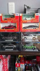 Tomica Limited Mini Cars Rare Set Of 11 Japan Toy 1/43 Diecast Collectible F/s
