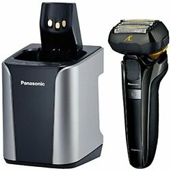 Panasonic electric shaver (silver tone) Panasonic Ram dash of [5-blade] ES-LV9C