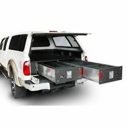 Cargo Ease Cl7348-d9-2 Mighty Series Cargo Holders - Standard 2 Drawer For Dodge