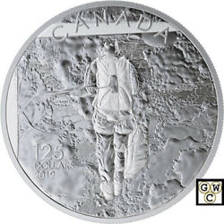 2019operation Tonga-75th Ann. Of Normandy Campaignand039 1/2kilo Prf 125 Coin18763