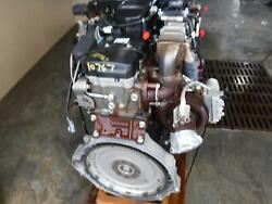 2013 DODGE RAM 2500 3500 6.7L CUMMINS DIESEL ENGINE **51K MILES** 13-16