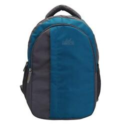 Crushed Oak Laptop Backpack (Blue) Multi-Functional Pocket Design