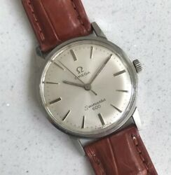 Omega Seamaster Andlsquo600andrsquo 1965 - Vintage Swiss Watch