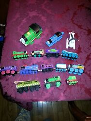 Thomas The Tank Engine And Friends Toys 12 Magnetic Cars And 3 Figures