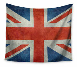 East Urban Home UK Union Jack Flag by Bruce Stanfield Wall Tapestry