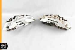 Mercedes W220 S55 CL65 CLS55 AMG Front Brake Caliper Calipers Set Brembo OEM