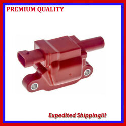 1pc High Energy Ignition Coil Uca413r Chevrolet Express1500 5.3l V8 2010 2011