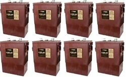 REPLACEMENT BATTERY FOR TROJAN L16G-AC-8-PACK 48V