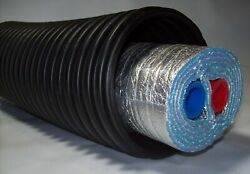 200 Ft Of Commercial Grade Ez Lay Five Wrap Insulated 11/2 Nb Pex Tubing