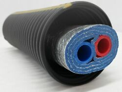 80 Feet Of Commercial Grade Ez Lay Triple Wrap Insulated 1 Nb Pex Tubing
