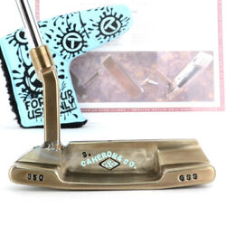 Used Scotty Cameron Tour Putter TIMELESS 2 GSS 350g 33inch FreeShipping