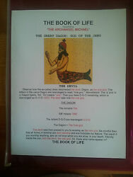 1st EDITION Michael Paige The Book of Life Transcribed by The Archangel Michael