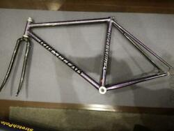 Only Frame Bike Parts Rare Sports Outdoor Collectible Bicycle Hobby Japan F/s