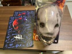 Dead By Dayight Trapper Mask Decor Collectible Official Item Movie Horror F/s