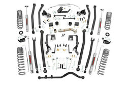 ROU- 78630 Rough Country 12-18 Jeep Wrangler 4DR 4IN Long Arm Lift Kit