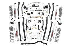 ROU- 78530 Rough Country 07-11 Jeep Wrangler 4DR 4IN Long Arm Lift Kit