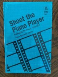 Shoot The Piano Player Truffautrutgers Films In Print Series Hc Free Shipping