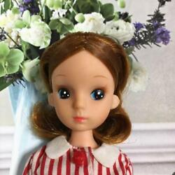 1975 Second Licca Chan Doll 2nd Japan Japanese Toy Hobby Rare Collectible F/s