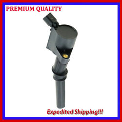 1pc Ignition Coil Ufd267 For Lincoln Town Car 4.6l V8 1998 1999 2000 2001 2002