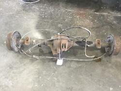 2002 FORD RANGER Rear Axle Assembly 8.8