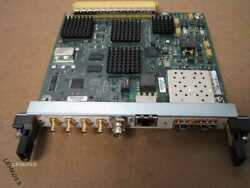 Used And Tested Spa-2x1ge-sync E 2 Port Have Warranty Ship By Dhl Or Ups