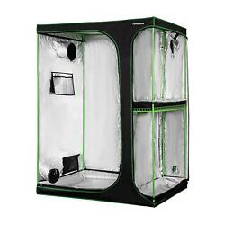 VIVOSUN 2-in-1 3sizes Mylar Reflective Grow Tent for Indoor Hydroponic Growing