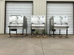 Insulated 36 X 36 Rotisserie Smoker - Call Before You Buy