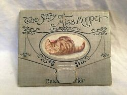 Beatrix Potter The Story of Miss Moppet 1st1st 1906 Frederick Warne Panorama
