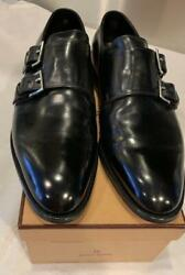 John Lobb Naseby Menand039s Shoes Business Black Color Used Size Us8.5 F/s From Japan