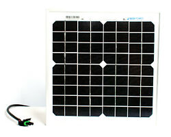 Spartan Ghost 15in 12v 10w Trail Camera Monocrystalline Charger Solar Panel Hco