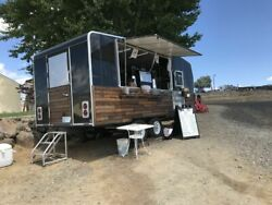 2016 - 8' x 18' Coffee Concession Trailer  Mobile Coffee Shop for Sale in Washi