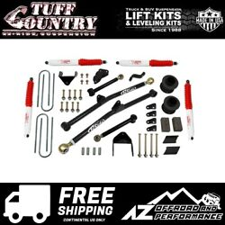 Tuff Country 4.5 Lift Long Arms Shocks 09-12 Dodge Ram 2500 3500 4wd 34222kn