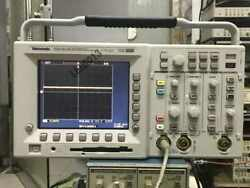 Used And Tested Tektronix Tds3012b 100mhz 2ch Have Warranty Ship Dhl Or Ups