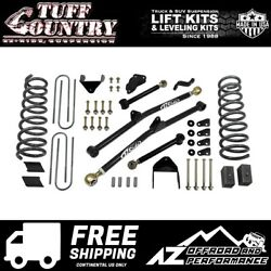 Tuff Country 6 Coil Lift Long Arms 09-12 Dodge Ram 2500 3500 4wd 36223k