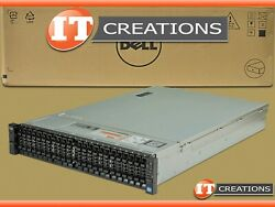 Dell R720xd Server 3.5 Two E5-2603 1.80ghz 48gb No Hdd H310