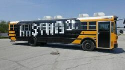 Self-Sufficient 2011 International Bus Kitchen Food TruckGreat Bustaurant for S