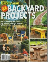 Family Handyman Our Best Backyard Projects 2019
