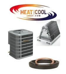 New Ducane By Lennox 13 Seer 410 Central Air A/c Pkg W/ Coil And Lines Replace R22