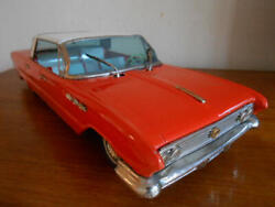 Nomura Toy Tin Toy Gm Buick Made In Japan Rare Collectible Large Retro Rare F/s