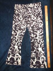 Woodstock Bellbottom 1969 1970 Collectible Pants Vintage Near Mint