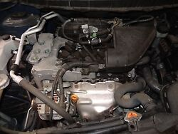 Engine 2009 Nissan Rogue 2.5l Motor With 66,824 Miles