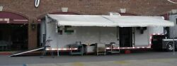 2003 - 36' Roadmaster Gooseneck Kitchen Food Concession  Catering Trailer for S