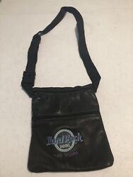 Hard Rock Hotel Las Vegas Small Shoulder Bag Travel Bag Carrier Aa33